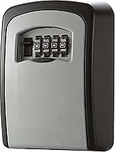 Boîte de rangement à clés avec serrure à