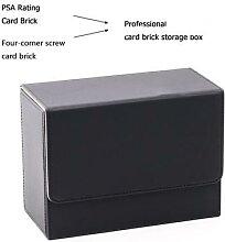 Boîte de rangement à quatre coins pour cartes de