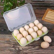 Boîte de rangement d'œufs, plateau