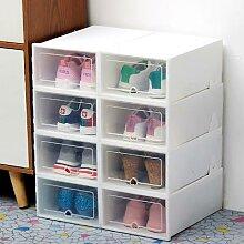 Boîte de rangement de chaussures 6 pièces |