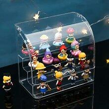 Boîte de rangement de jouets figurines