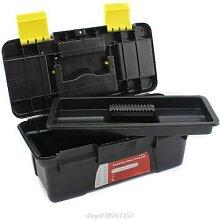 Boîte de rangement de matériel Portable, boîte