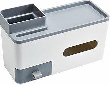Boite de rangement de papier hygienique de bureau