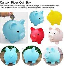 Boîte de rangement de pièces de monnaie |