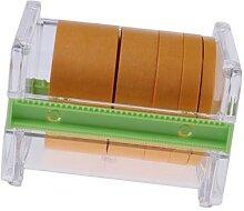 Boîte de rangement de ruban de papier de masquage