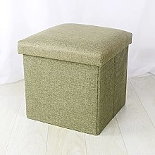 Boîte de rangement ottoman multifonction,