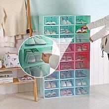 Boîte de rangement pour chaussures, armoire à