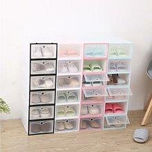 Boîte de rangement pour chaussures, meuble de