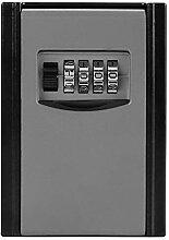 Boîte de Rangement pour clés, Serrure à
