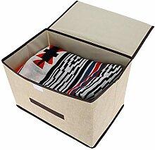 Boîte de Rangement pour vêtements Boîte de