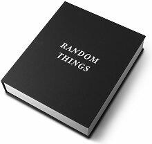 Boite de rangement Random Things Printworks (Gris)