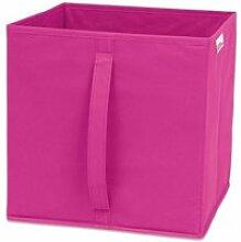 Boîte de rangement tissu