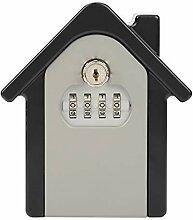 Boîte de verrouillage à clé, boîte à clés de