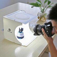 Boîte lumineuse à double LED Mamum - Pour