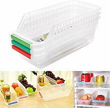 Boite Rangement Frigo Réfrigérateur En Plastique