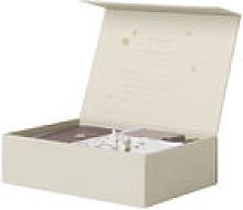 Boîte The begining of my life / L 25 x H 7 cm -