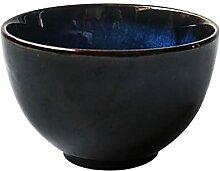 Bol à riz bleu œil de chat - Bol à langer en