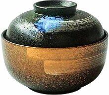 Bol À Soupe en Céramique De Style Japonais De
