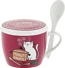 Bol A Soupe PERMAN ( + couvercle ) Minute Cocotte