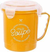 Bol à soupe spécial transport 65 cl