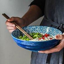 Bol japonais à nouilles Ramen vaisselle en