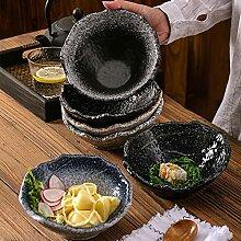 Bol japonais à salade de fruits, bol à dessert,