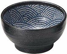 Bol japonais en céramique Mino-yaki - Grande