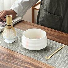 Bol traditionnel Matcha cadeau, japonais, fouet,