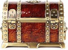 BOLORAMO Boîte de Rangement de Collier avec