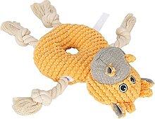 BOLORAMO Super Chewer Dog Toys, Tough Dog Toys