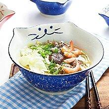 Bols et saladiers Bol en céramique de chat