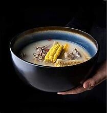 Bols et saladiers Céramique Creative Soupe bleu