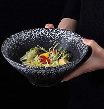 Bols et saladiers Japonais Rétro Accueil 9 pouces