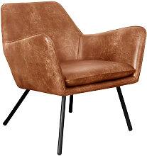 Bon - Fauteuil lounge vintage