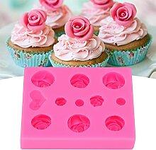 Bonbons, Fleurs de Rose de gâteau de Bricolage