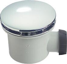 Bonde de douche Tourbillon Ø90 mm Wirquin Pro