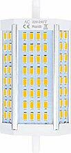 Bonlux 30W R7s Ampoule LED J118 Dimmable 118mm