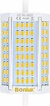 Bonlux LED R7S 30W Dimmable Ampoule Doublé