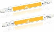 Bonlux R7S LED 118 mm 10 W Ampoule Blanc Chaud
