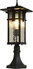 Bonnik Lampe De Colonne Rétro Extérieure IP65
