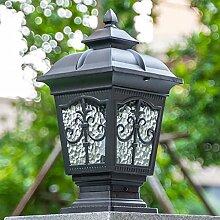 Bonnik Lampe De Pilier en Aluminium Moulé sous