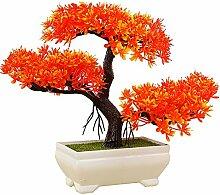 Bonsai Arbre de bonsaï Artificiel, décoration