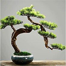 Bonsaï artificiel Arbre artificiel de bonsaï,