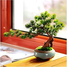 Bonsaï Artificiel Arbre de bonsaï artificielle,