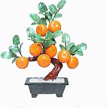 Bonsaï Artificiel Feng shui arbre jade bonsaï