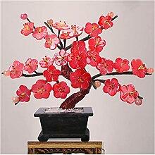 Bonsaï Artificiel Feng shui jade jade prune jade
