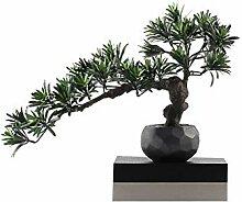 Bonsaï Artificiel Nouveau arbre de simulation zen