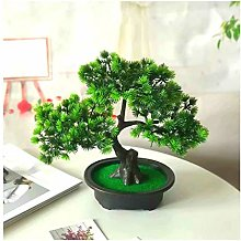Bonsaï Artificiel Simulation Arbre Evergreen Pine