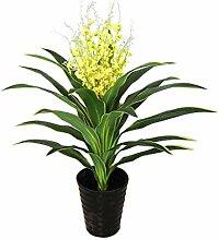 Bonsaï Artificiel Simulation d'orchidée