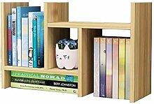 Bookcase Liuyu Étagère de rangement simple pour